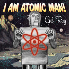 Atomic Man cover