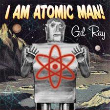 Atomic Man cover